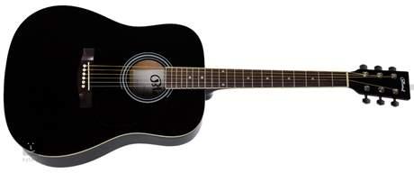 BLOND DN-1 BK Akusztikus gitár