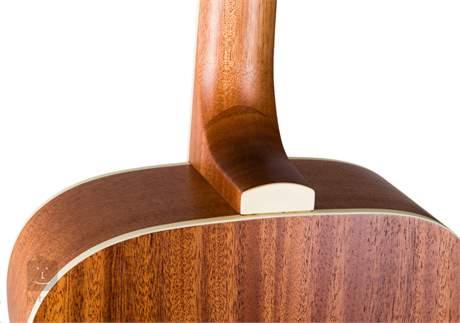 BLOND DN-1SE N Elektroakusztikus gitár