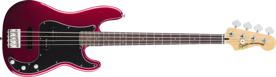 Fender Squier Vintage Modified Precision Bass PJ RW CAR