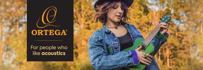 Ortega ukulelel