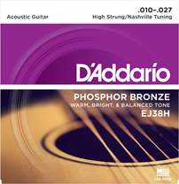 D'ADDARIO EJ38H - 6 Strings Trebbles Only