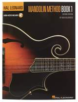 MS Hal Leonard Mandolin Method