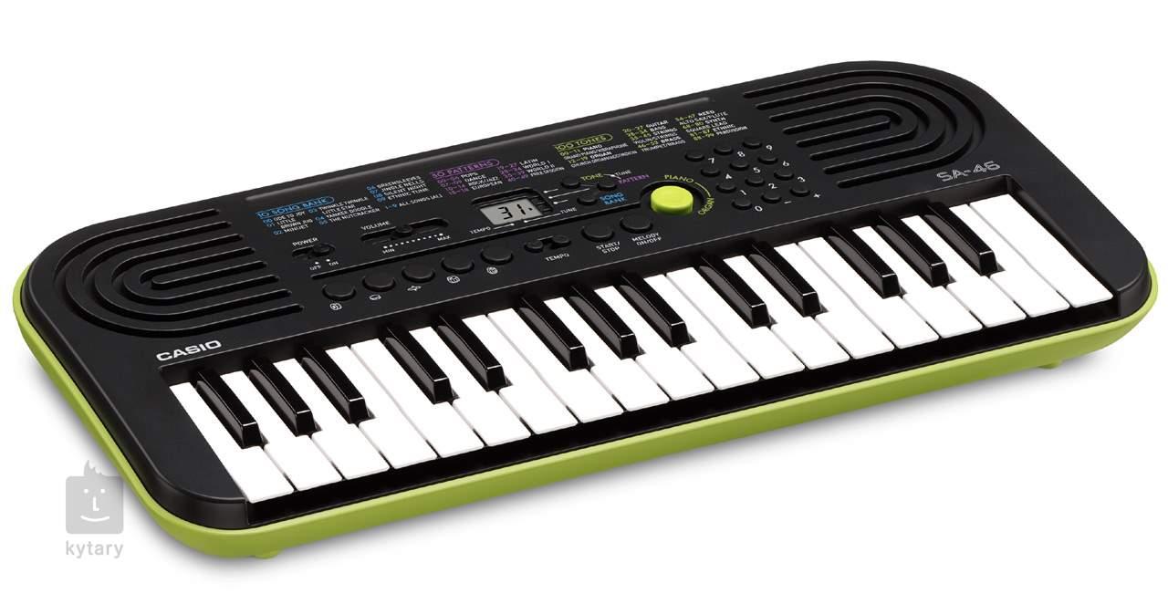 Casio sa tastiere per bambini