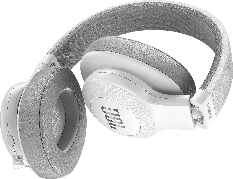 JBL E55BT White Cuffie wireless b1505ee40c0a