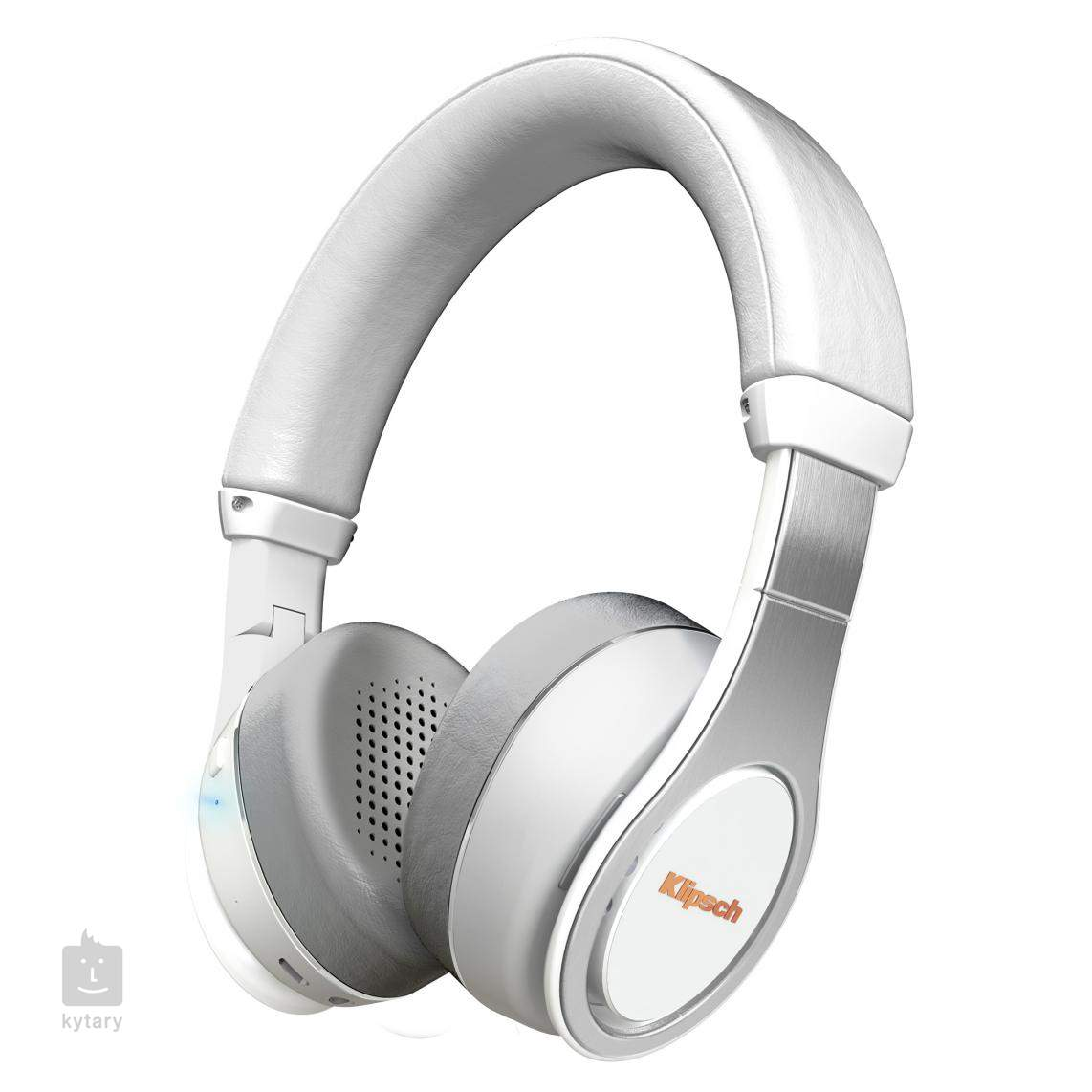 KLIPSCH Reference On-Ear Bluetooth White Cuffie 61844584cbec
