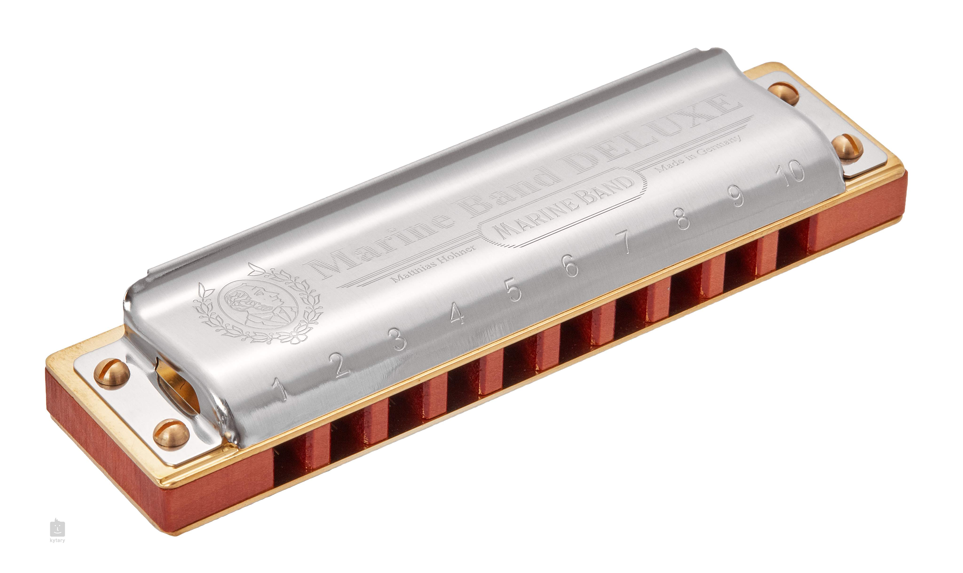 HOHNER Marine Band Deluxe C major