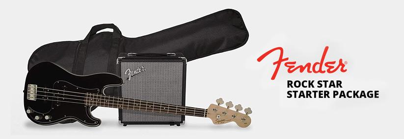 Fender squier affinity