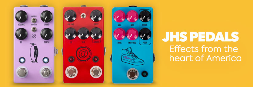 JSH pedals