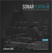 SONAR PLATINUM Academic Edition