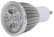 Lampa 230V/5W LED spot