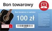 Bon podarunkowy on-line 100 złotych