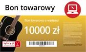 Bon podarunkowy on-line 10 000 złotych