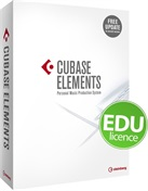 Cubase Elements 9 EDU