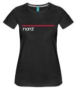 T-Shirt Black S Woman