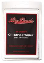 BIG BENDS String Wipes 25