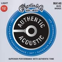 MARTIN Authentic SP 80/20 Bronze Light