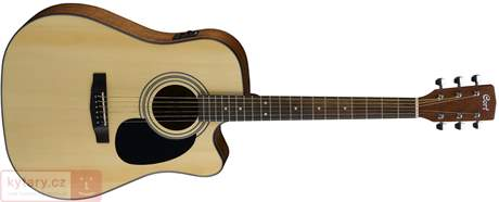 CORT AD 880CE NS Gitara elektroakustyczna