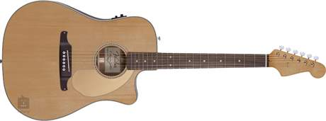FENDER Sonoran SCE Thinline NA Gitara elektroakustyczna