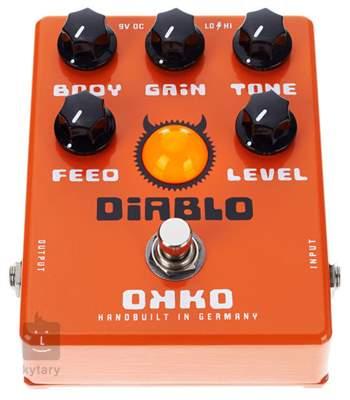 OKKO Diablo Efekt gitarowy