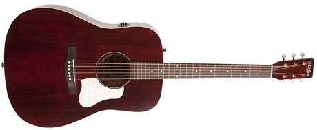 ART & LUTHERIE Americana Tennessee Red QIT Gitara elektroakustyczna