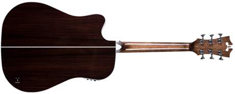 D'ANGELICO Premier Bowery Vintage Sunburst Gitara elektroakustyczna