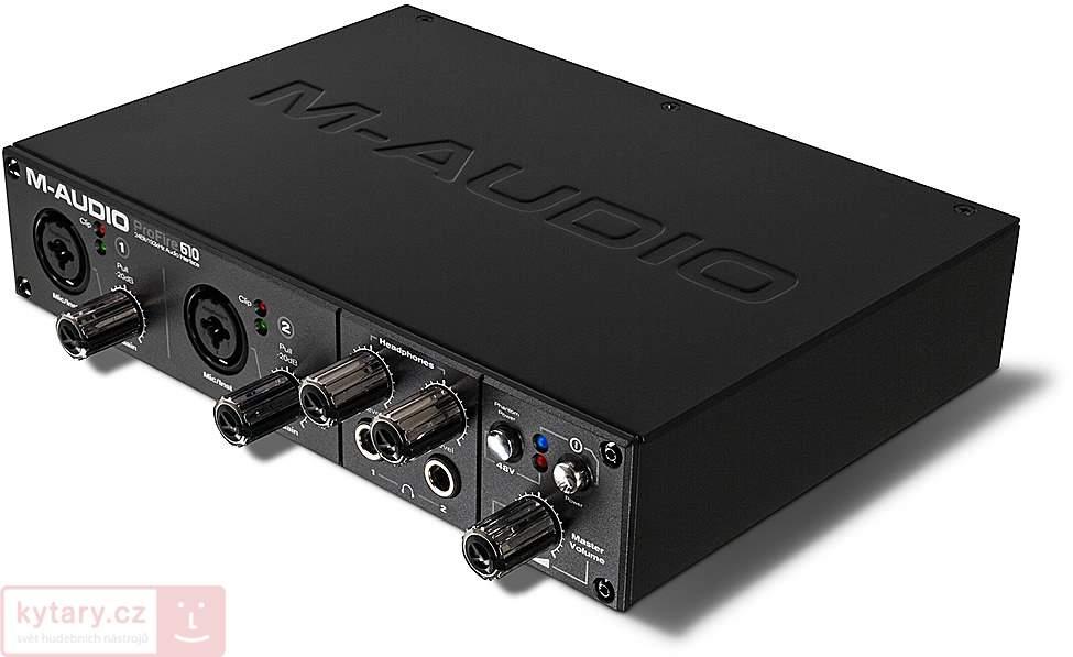 M Audio Profire 610 Karta Dzwiekowa Firewire