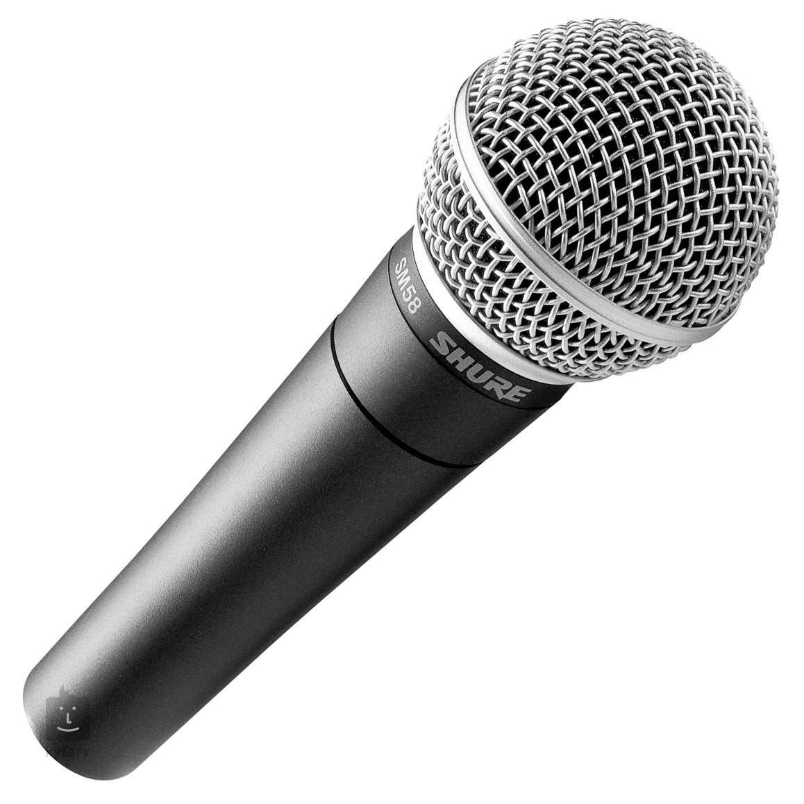 SHURE SM58 LCE Mikrofon dynamiczny c07ce0ae3c