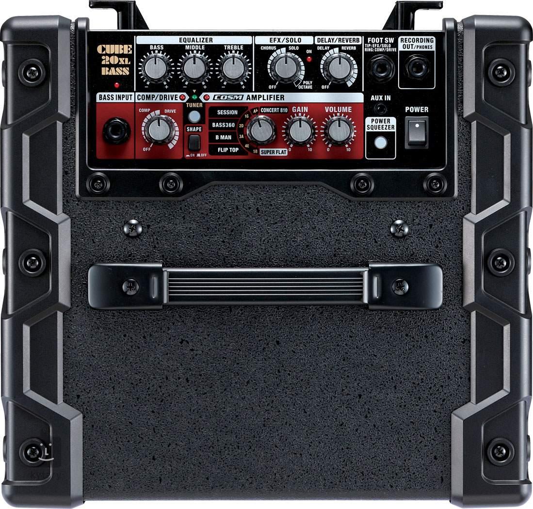 Roland Cube 20xl Bass Combo Modellingowe Do Gitar Basowych