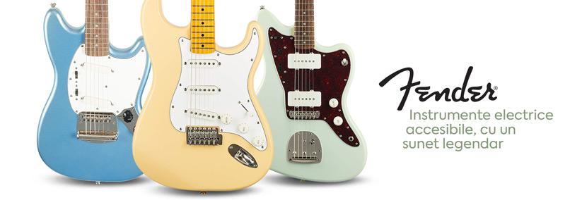 Fender limitky