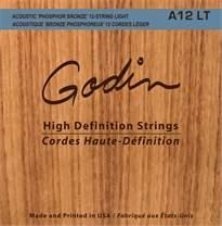 GODIN A12 LT Acoustic High Definition Strings
