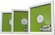 Vinyl Frame WH