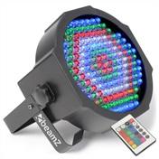 FlatPAR 154x 10mm RGBW