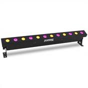 LED BAR 12x 18W RGBAW-UV, IR, DMX