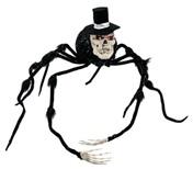 Svietiací smrť pavúk