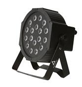 PAR LED 18x1W