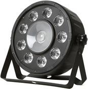 PAR LED 9x10W + 20W