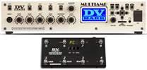 Multiamp + Multiamp MIDI Pedalboard