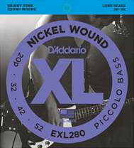 D'ADDARIO EXL280