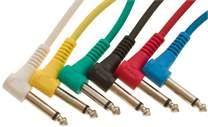 ROCKCABLE Patch Cable Multi-Color Pack 15 cm