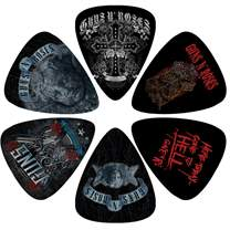 PERRI'S LEATHERS Guns N' Roses Picks III