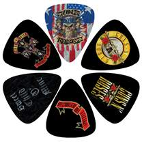 PERRI'S LEATHERS Guns N' Roses Picks II