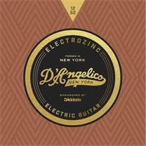 D'ANGELICO Electrozinc Jazz 12-52