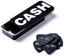 DUNLOP Johnny Cash Pick Tin Bold