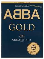 MS Abba: Gold - Clarinet Play-Along