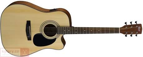 CORT AD 880CE NS Elektroakustická gitara