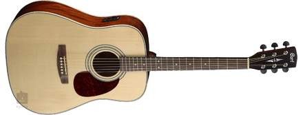 CORT Earth 70E W NS Elektroakustická gitara