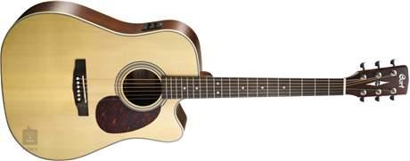 CORT MR 600F NS Elektroakustická gitara