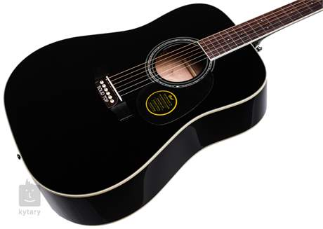 CORT Earth 100 BK Akustická gitara