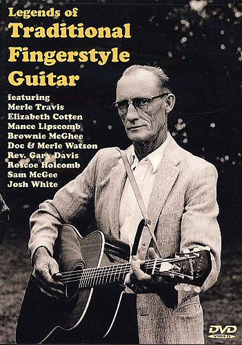 MS Legends Of Traditional Fingerstyle Guitar DVD