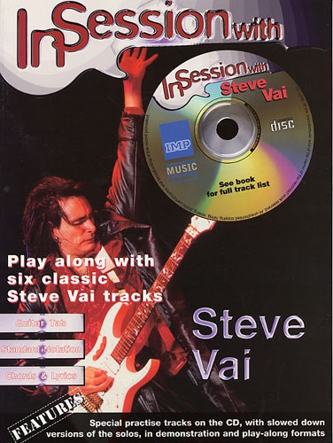 MS In Session With Steve Vai